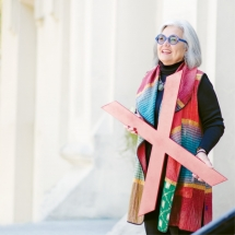 """Edith Howle of TEDxCharleston (Image by Ruta Elvikyte for Charleston magazine's October 2016 issue // see """"Driving Force"""" above)"""